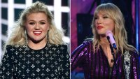 Kelly Clarkson Tells Taylor Swift to Re-Record Her Old Songs Amid Scooter Braun Feud