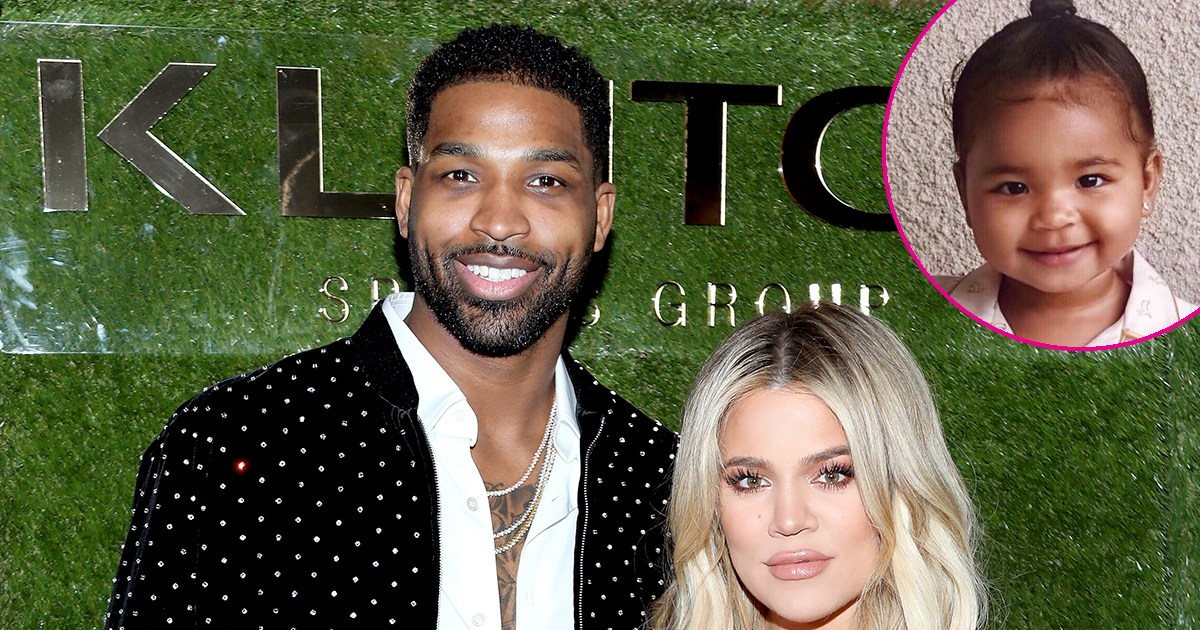 Khloe Kardashian Says True Looks Like Tristan Thompson: 'Beautiful'