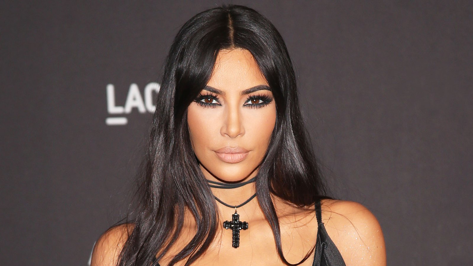 Kim Kardashian Covers Sunburn With KKW Body Foundation