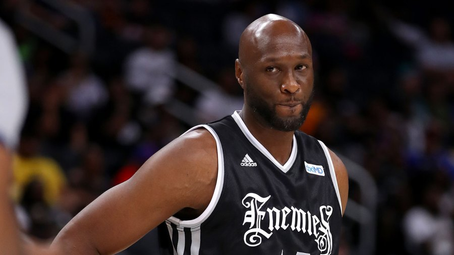 Lamar Odom Deactivated From BIG3
