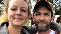 Luke Perry Daughter Sophie Shares Heartbreaking Message About His Final Role