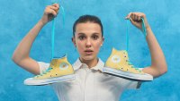 Millie Bobby Brown Converse Collaboration