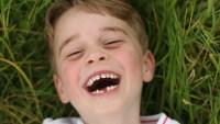Prince George Missing Teeth Royal Family
