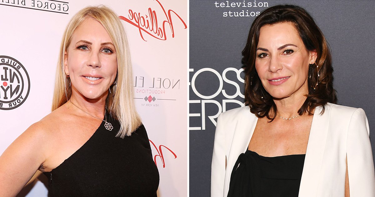 Real Housewives Who Have Been Demoted to a 'Friend' Over the Years: From Vicki Gunvalson to Luann de Lesseps