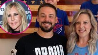 Briana and Ryan Culberson After Weight Loss Family Picture American Flag