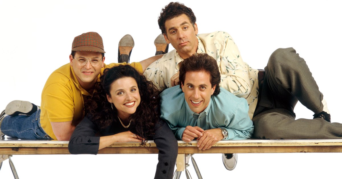 'Seinfeld' Cast: Then and Now