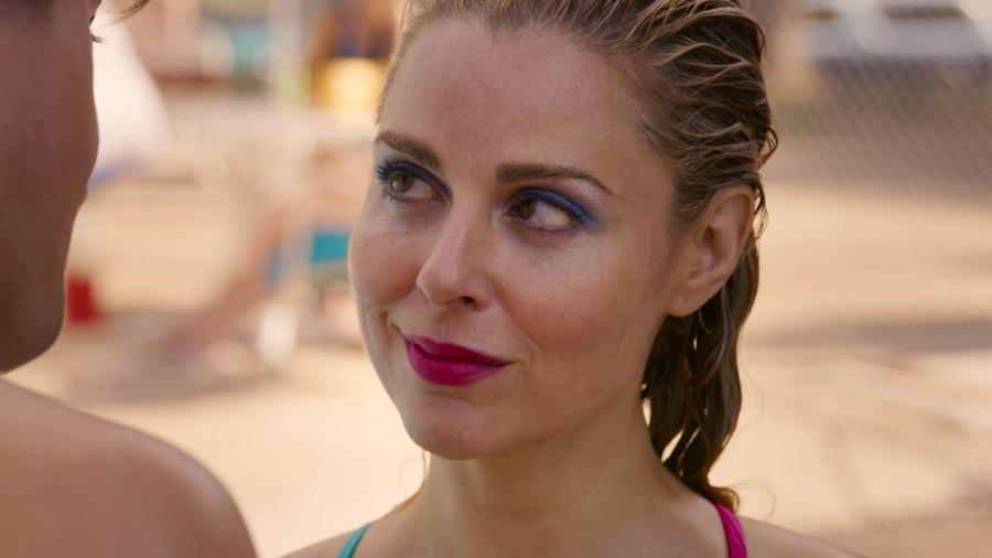 Stranger Things Season 3 Episode 1 Pool Eye Makeup