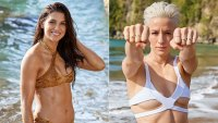 Women's Soccer Team Sports Illustrated Swimsuit Issue