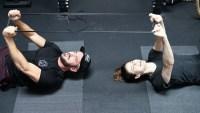 Zac-Efron-and-Alexandra-Daddario-workout