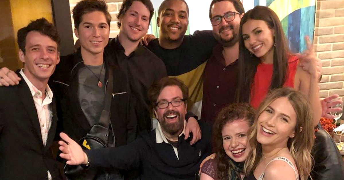 Zoey 101 Cast Reunites Without Jamie Lynn Spears Pics