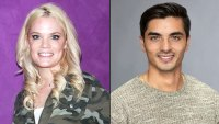 90 Day Fiance's Ashley Martson Flirts With The Bachelorette's Christian Estrada