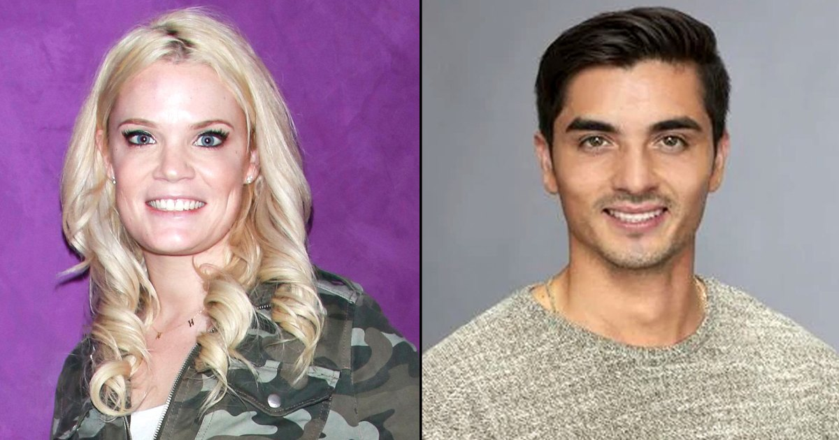 90 Day Fiance's Ashley Flirts With Bachelorette's Christian