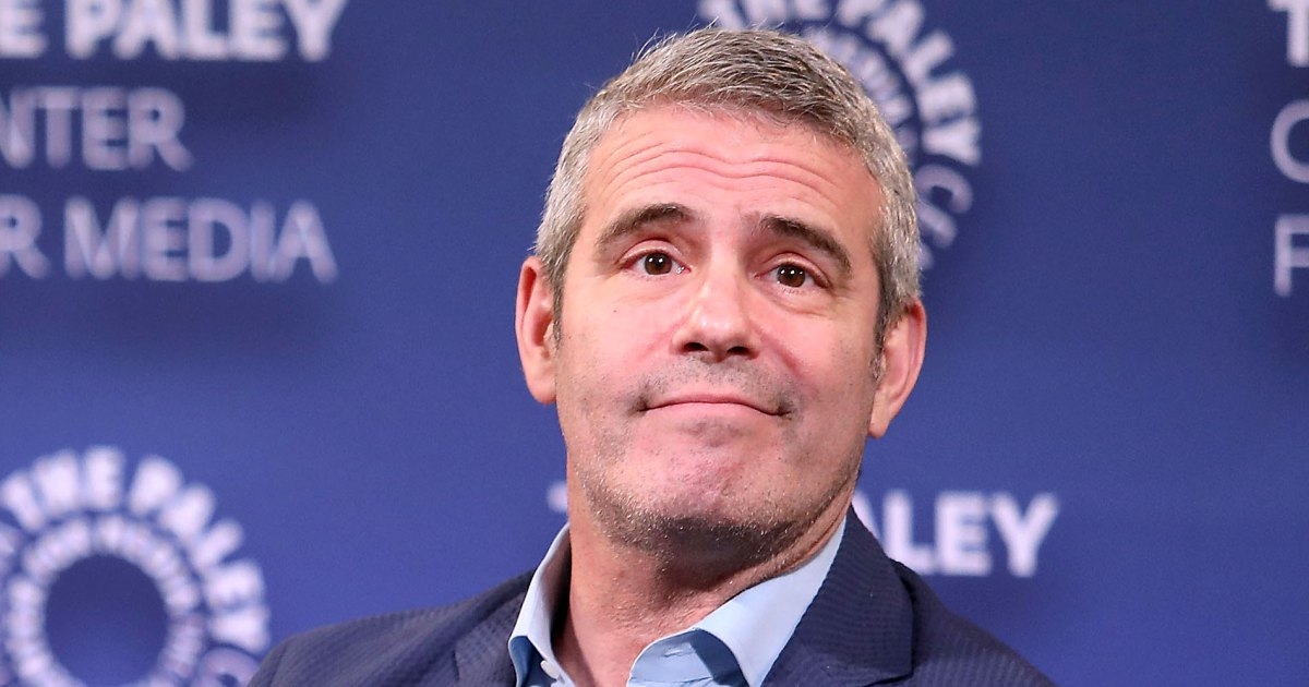 Andy Cohen: 'A Few People' Have Been Blacklisted From 'WWHL'