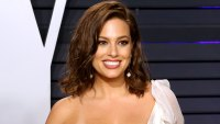 Ashley Graham Reveals She's Pregnant With 1st Child, Shows Off Baby Bump With Husband Justin Ervin: 'Surprise'