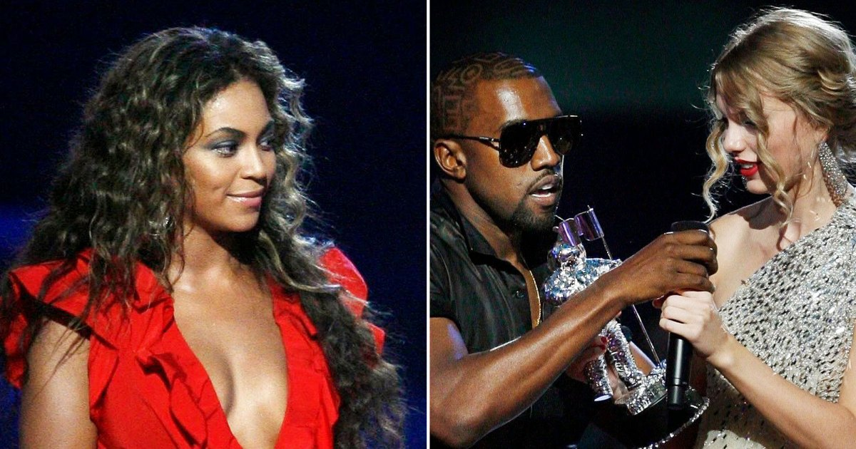 Beyonce Cried After Kanye West Taylor Swift 2009 Vmas Moment