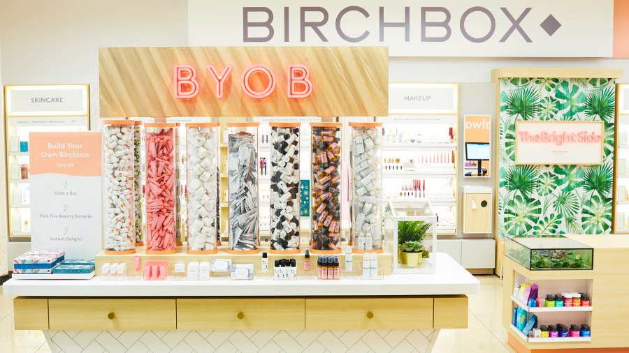 Birchbox at Walgreens Wall St.