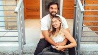 Brandi Cyrus Cuddles Up With Her New Boyfriend on Instagram