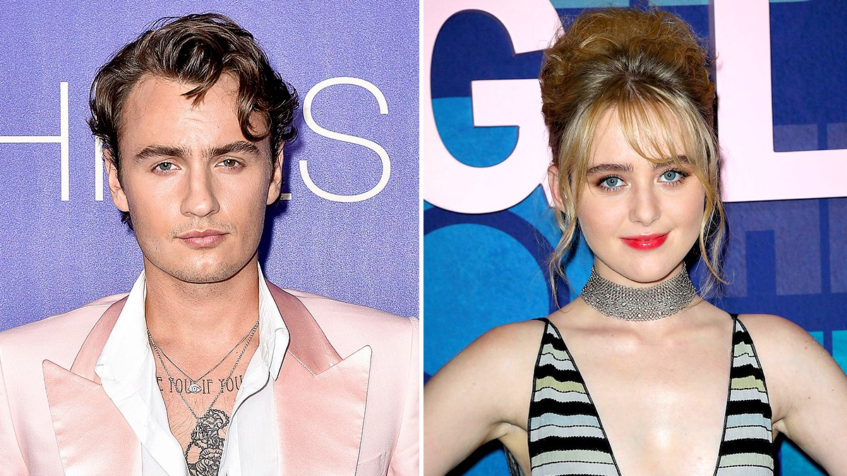 The Hills' Brandon Thomas Lee Is Dating Big Little Lies' Kathryn Newton