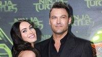 Brian Austin Green Initially Turned Down Wife Megan Fox