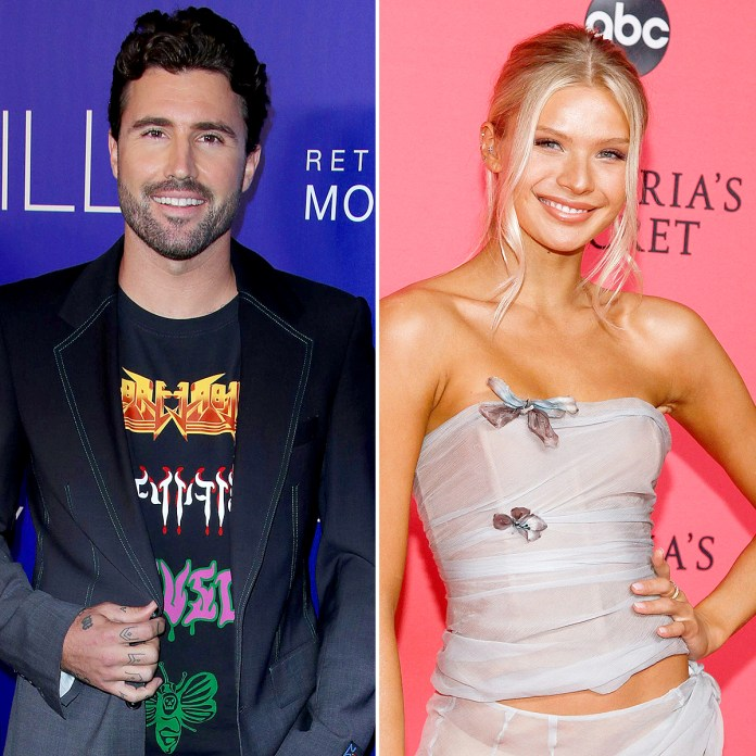 Brody-Jenner-and-Josie-Canseco-Party-Together New Couple