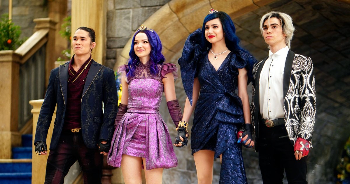 Descendants 3' Cast Sent Texts to Late Cameron Boyce Before