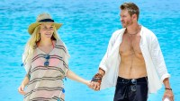 Chad-Michael-Murray-Goes-Shirtless-in-Turks-and-Caicos-With-Sarah-Roemer