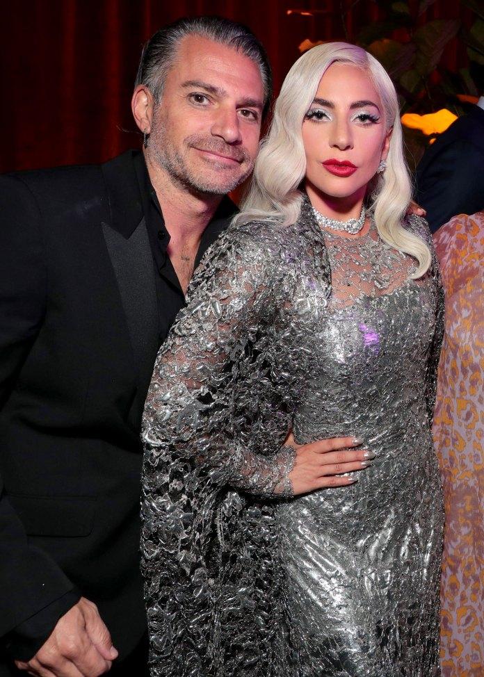 Christian Carino Dating Robin Baum and Lady Gaga