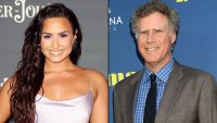 Demi Lovato Lands 1st Movie Role Since Overdose With Will Ferrell's 'Eurovision'