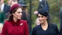 Duchess Meghan Feels High Standard Set by Kate