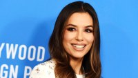 Eva Longoria Sizzles in a Swimsuit After Starting to Weight Train