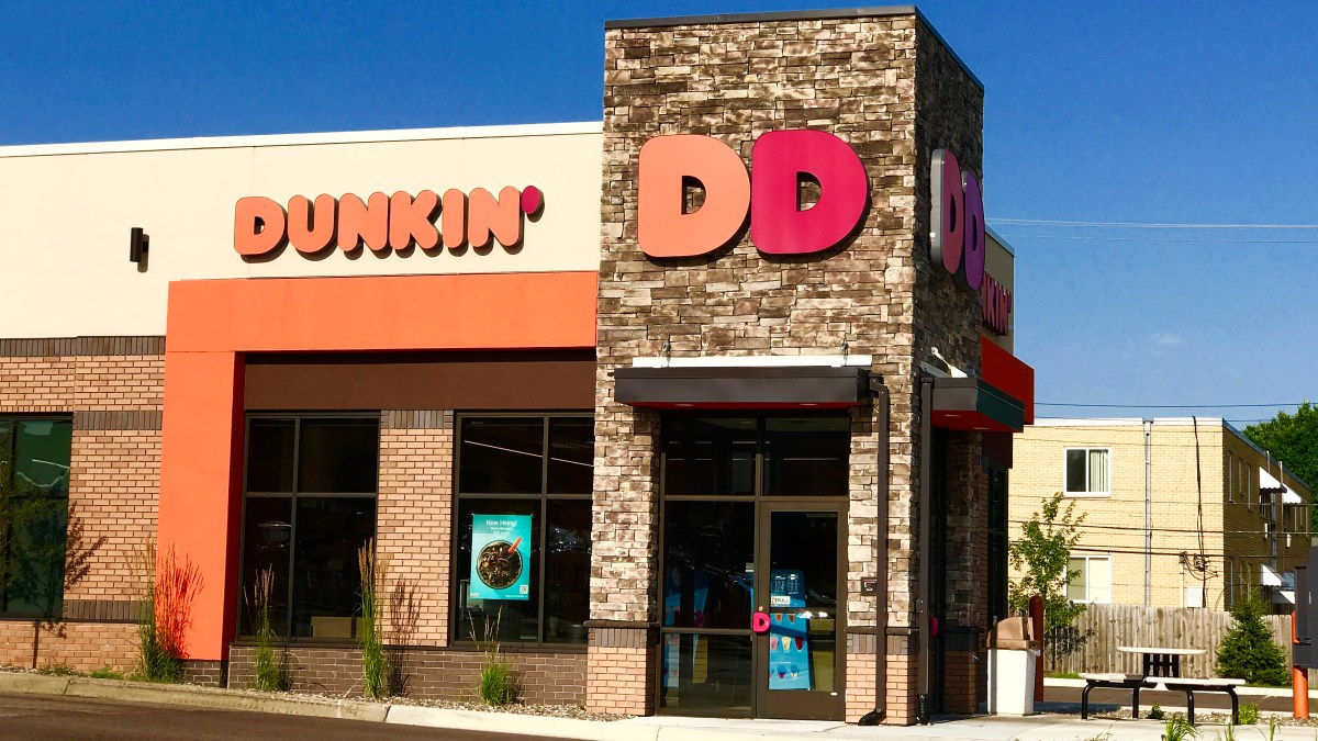 Dunkin' to Rebrand 8 Stores as 'Pumpkin' to Celebrate Launch of New Fall Menu