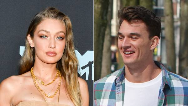 Gigi Hadid and Tyler Cameron Attend VMAs After Party