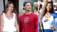 Gigi Hadid and Tyler Cameron Grab Dinner With Serena Williams