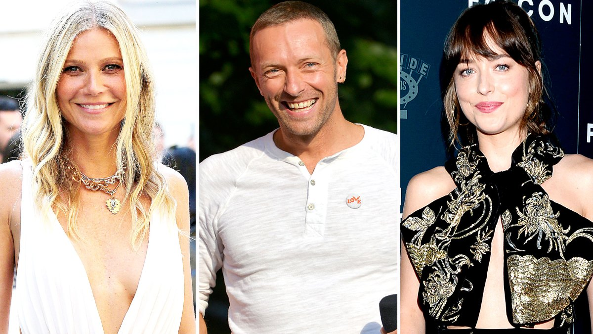 Gwyneth Paltrow 'Pushed' Ex-Husband Chris Martin to Reconcile With Dakota Johnson