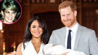 Harry Meghan Have Photo of Princess Diana Archie Nursery