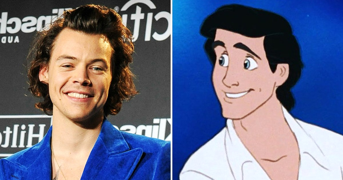 Harry Styles Turns Down 'Little Mermaid' Role as Prince Eric