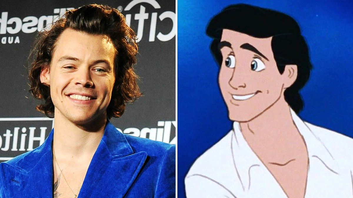 Harry Styles Turns Down Role of Prince Eric in 'Little Mermaid' Live-Action Movie
