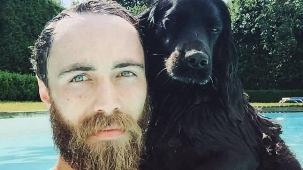 James Middleton Gives His Dogs Royal Treatment