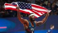 Jordan Burroughs Team USA Competing at Tokyo Olympics 2020