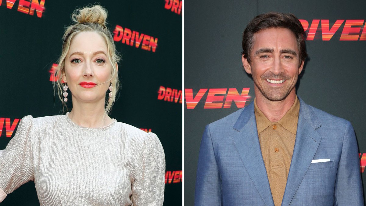 Judy Greer Reveals Lee Pace Took Home a Kitten Found in Hurricane Maria While Filming 'Driven'