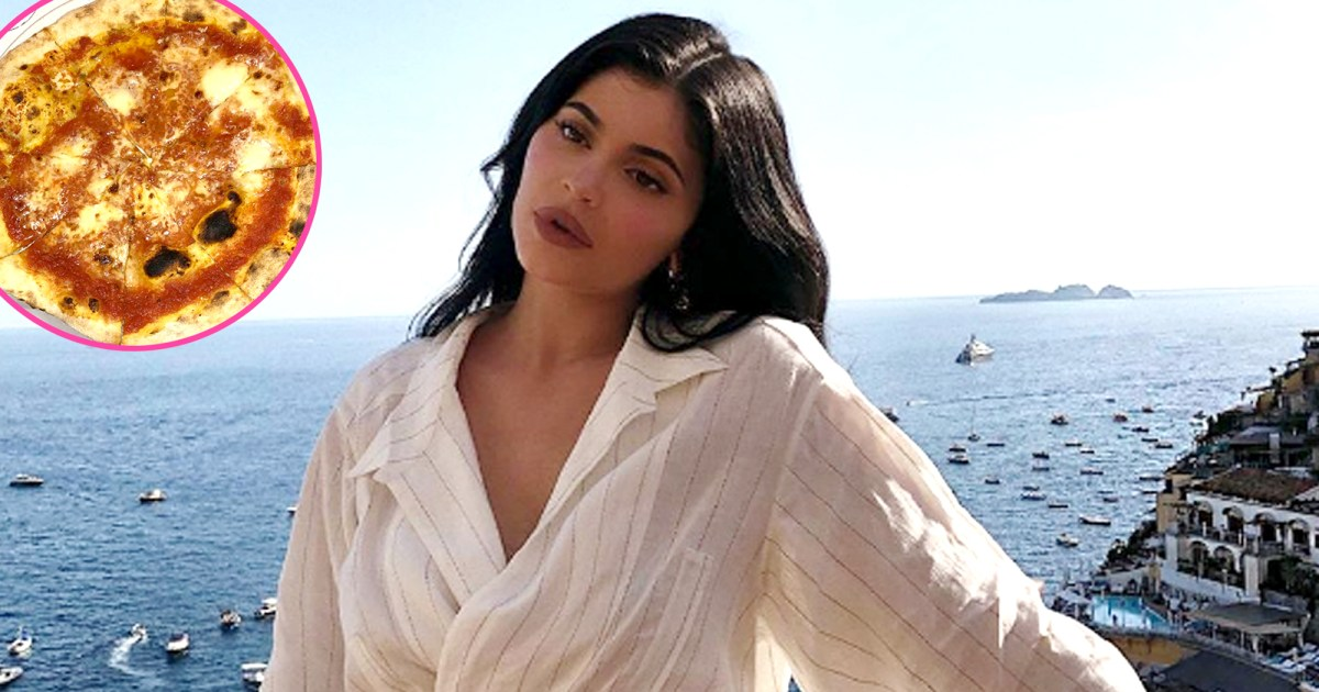 See All of Kylie Jenner's Lavish Birthday Eats in Italy: Cake, Tequila Shots and More