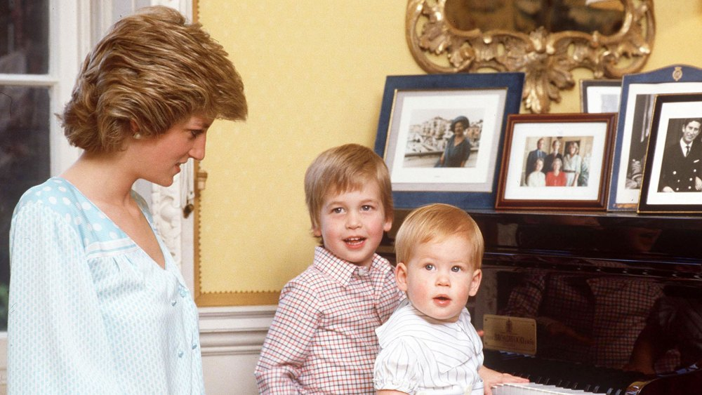 14 Times the Younger Royals Have Honored Princess Diana