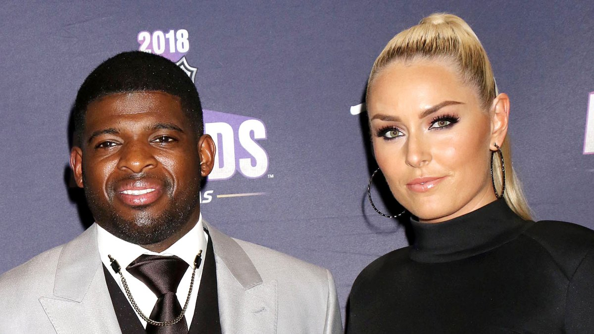 Lindsey Vonn Is Engaged to P.K. Subban: 'We're Not in a Big Hurry to Get Married'