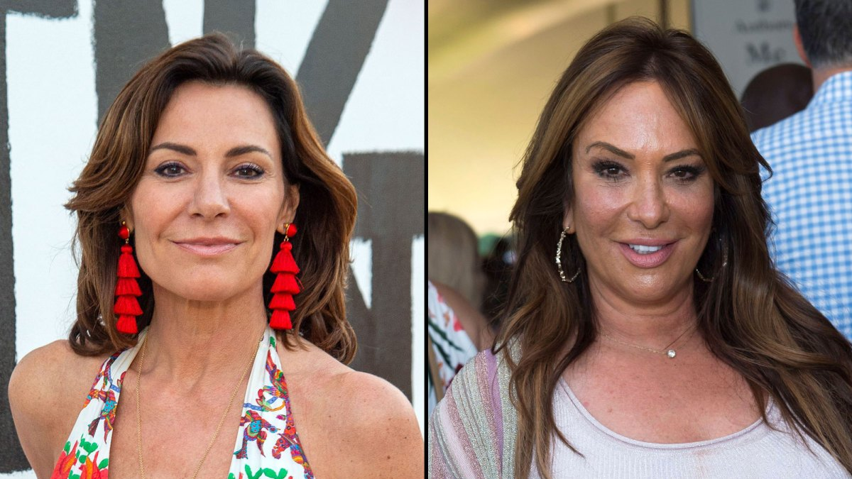 Luann de Lesseps Confirms 'RHONY' Has a New Cast Member After Barbara Kavovit Seemingly Exits