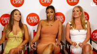 Melissa Gorga, Porsha Williams and Sonja Morgan