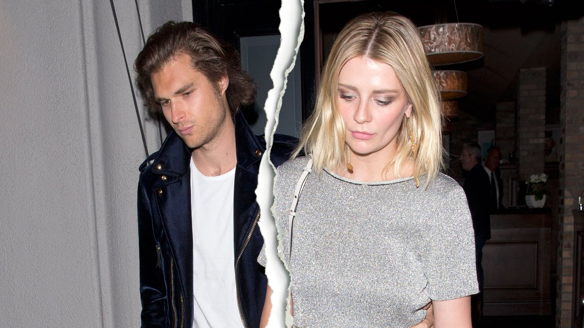 Mischa Barton and James Abercrombie Split After Two Years of Dating