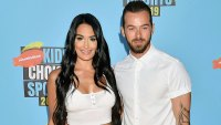 Nikki Bella Says Boyfriend Artem Chigvintsev's 'DWTS' Season 28 Absence Is 'Their Loss'