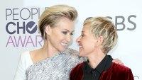 Portia de Rossi and Ellen DeGeneres Posts Tribute Favorite Person