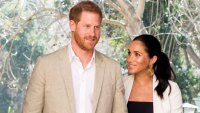 Prince Harry Pens Sweet Message to Duchess Meghan on Her 38th Birthday