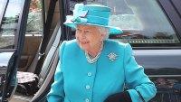 Queen Elizabeth Floral Skirt August 17, 2019